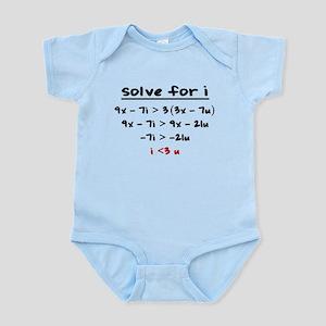 3a219fc160f1d Math Geek Baby Clothes & Accessories - CafePress