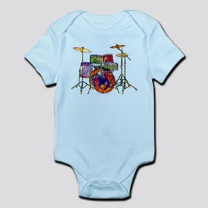 Wild Drums Infant Bodysuit