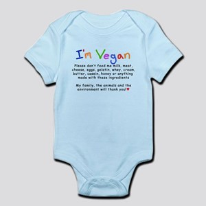 veganbaby Body Suit