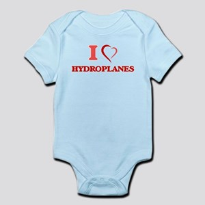 I love Hydroplanes Body Suit
