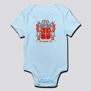 Dunn- Coat of Arms - Family Crest Body Suit