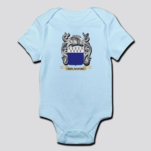 Kolczynski Coat of Arms - Family Crest Body Suit