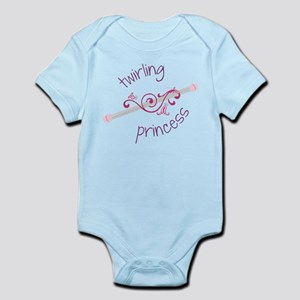 Twirling Princess Body Suit