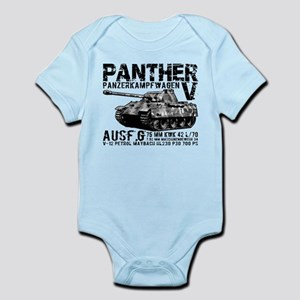 Panther Tank Body Suit