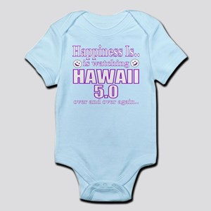 Happiness is Watching HAWAII 5.0 Body Suit