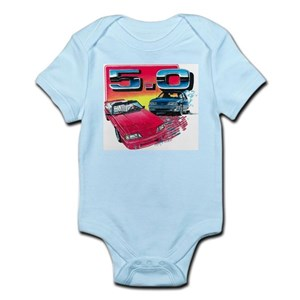 3d4130a38 Roush Mustang Baby Clothes & Accessories - CafePress