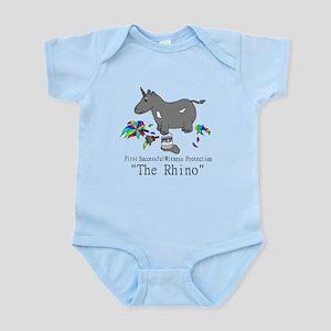 Rhino Unicorn Baby Clothes & Accessories - CafePress