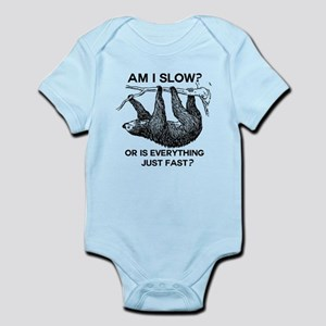 976ff9cbc Sloth Meme Baby Clothes & Accessories - CafePress