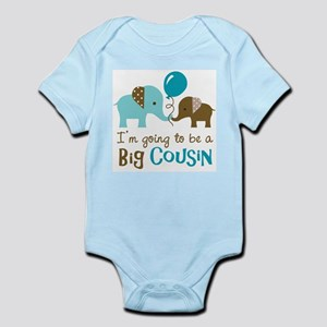 Big Cousin to be - Elephant Body Suit
