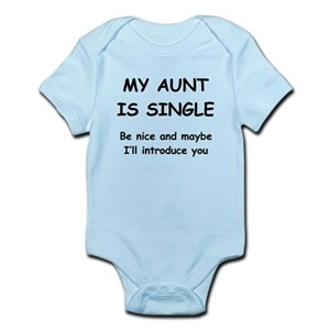 717acf743 My Aunt Is Single Gifts - CafePress