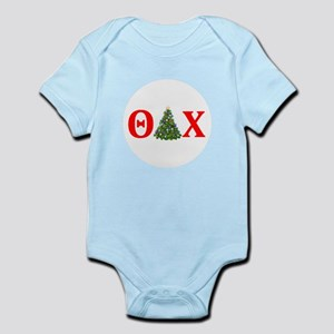 Theta Delta Chi Christmas Body Suit