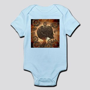 a7965b25b Steampunk Baby Clothes & Accessories - CafePress