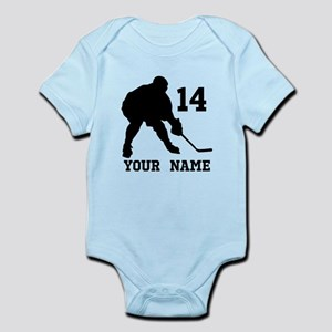 Custom Hockey Player Gift Body Suit