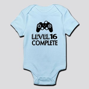 Level 16 Complete Birthday Designs Infant Bodysuit