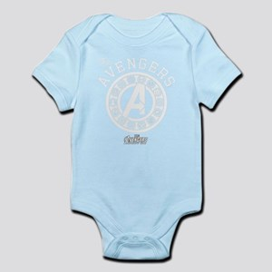 Avengers Infinity War Circle Baby Light Bodysuit