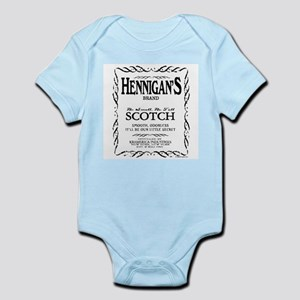 Hennigans Scotch Seinfeld Infant Bodysuit