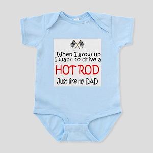 6f5ed5958de Hot Rod Baby Clothes & Accessories - CafePress