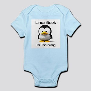 Linux Geek In Training Body Suit