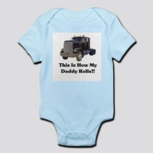 dd778252 Trucker Baby Clothes & Accessories - CafePress