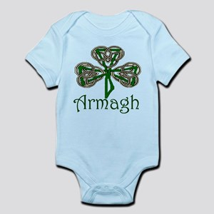Armagh Shamrock Infant Bodysuit