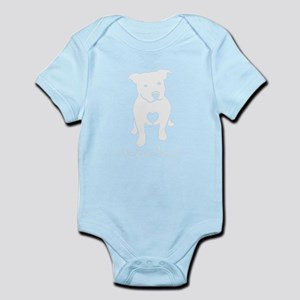cdcd36fad Pitbull Baby Bodysuits - CafePress