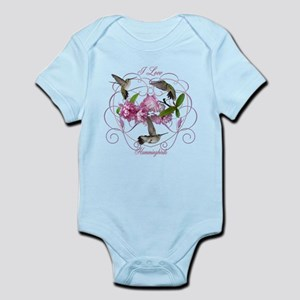 3 Hummers Infant Bodysuit