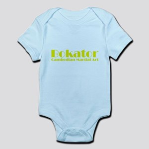 Bokator Cambodian Martial Art Infant Bodysuit