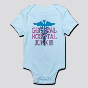 General Hospital Junkie Infant Bodysuit