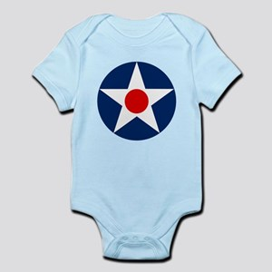 United States Army Air Corp Infant Bodysuit