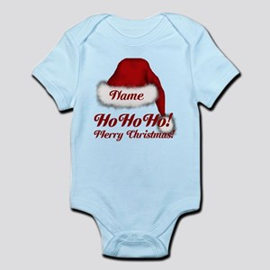 Santa Claus Infant Bodysuit