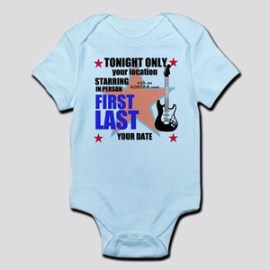 56bb9cdd9 Rock Band Baby Clothes & Accessories - CafePress