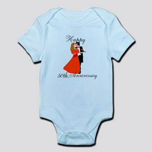 Custom Anniversary Infant Bodysuit