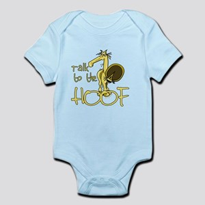 Talk to the Hoof 3 Body Suit