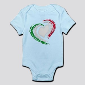 Italian Heart Infant Bodysuit