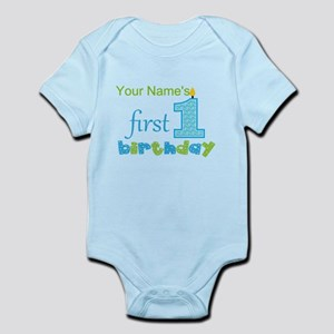 First Birthday - Personalized Infant Bodysuit
