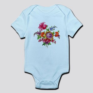 Dresden Flowers Infant Bodysuit