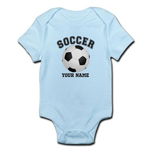 36f590696 Soccer Baby Clothes & Accessories - CafePress