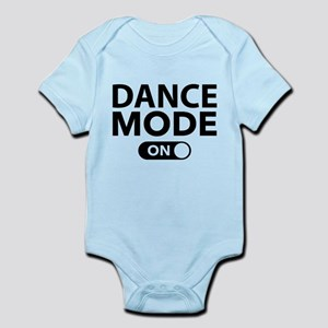 Dance Mode On Infant Bodysuit