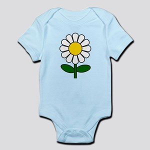 Daisy Flower Body Suit