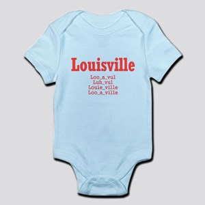 1cfc7e49 Louisville Cardinals Baby Clothes & Accessories - CafePress