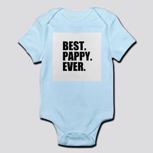Best Pappy Ever Body Suit