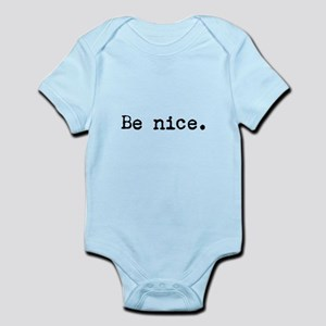 Be Nice Body Suit
