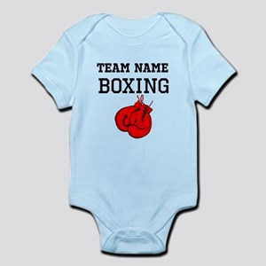 (Team Name) Boxing Body Suit