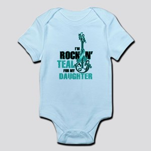 RockinTealFor Daughter Body Suit