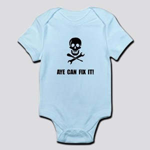 fee0c7411 Plumber Skull Baby Clothes & Accessories - CafePress