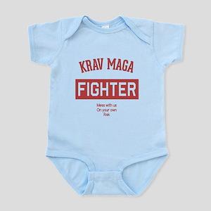 f5781de32 Commando Krav Maga Baby Clothes & Accessories - CafePress