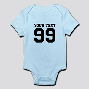 5613f05ad32 Jersey Number Baby Clothes & Accessories - CafePress