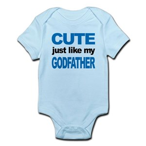 e090dd7a3 Godfather Baby Clothes & Accessories - CafePress