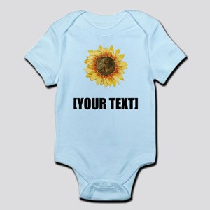 Sunflower Personalize It! Body Suit