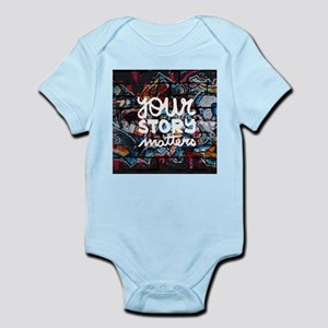 your story matters graffiti Body Suit